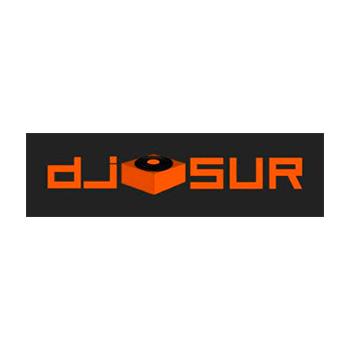 Logotipo Dj Sur