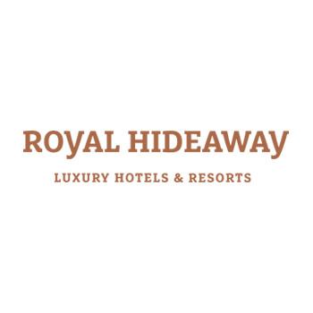 Logotipo Hotel Royal Hideaway Santi Petri