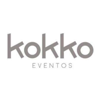 Logotipo Kokko Eventos