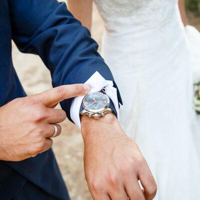 Organización de bodas y wedding planner compromiso de satisfacción