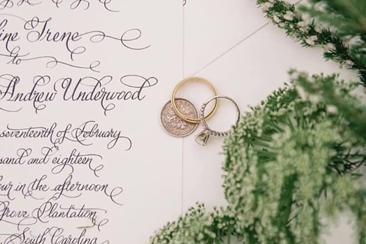Invitaciones de boda; Primer contacto con tus invitados